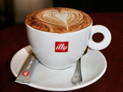 Illy Kaffee - Foto von jurgen.lison@yahoo.com