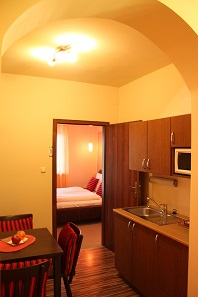 104 Apartment mit 2 Schlafzimmern und Balkon