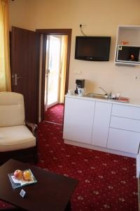 629 Apartment mit 1 Schlafzimmer mit Balkon