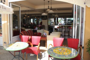 Lobby Lounge Promenade